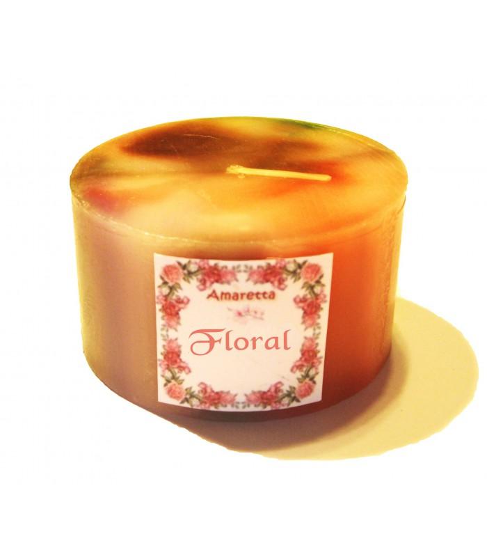 Vela floral - Velas de larga duracion ...