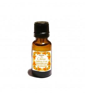 Aceite para brumizador y humidificador aroma cítrico